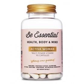 Vitaminas y Minerales Activa Woman Multi Power Vitamin 90 caps