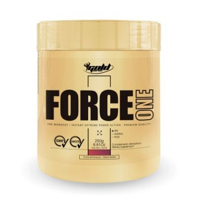 Pre-Entreno BigMan Gold Series Force One 250 gr