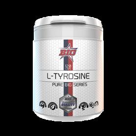 Aminoácido BIG L-Tyrosine 120 caps