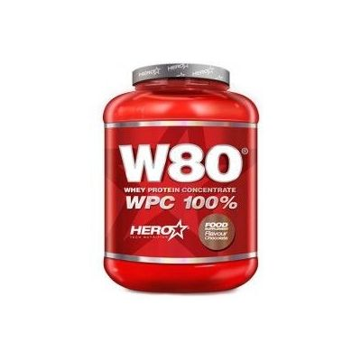Concentrado de Suero Hero W80 2 kg