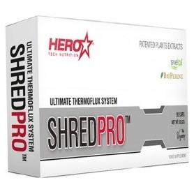 Quemador de Grasa Hero Sheredpro 90 caps