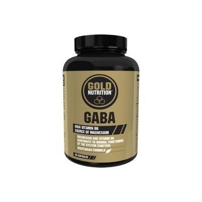 Gold Nutrition Gaba 500 mg 30 caps