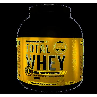 Proteína de Suero Total Whey 2 kg
