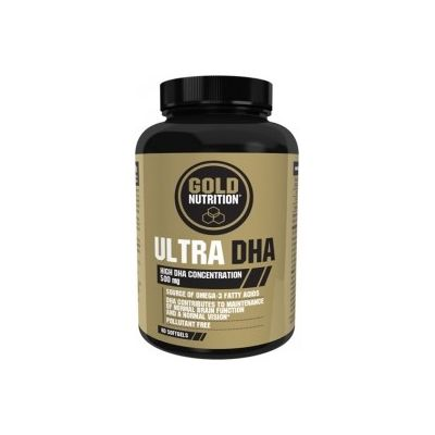 Ácidos Grasos Gold Nutrition Ultra DHA 60 caps