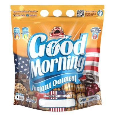 Max Protein Harina de avena GOOD MORNING 1,5 kg