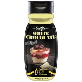 Servivita Sirope Chocolate Blanco 320 ml