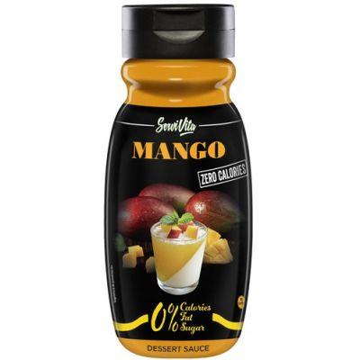 Servivita Sirope Mango 320 Ml