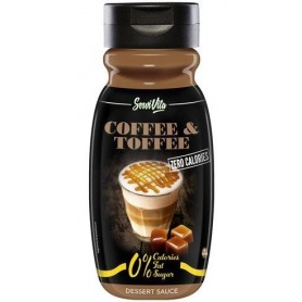 Servivita Sirope Coffee & Toffee 320 Ml