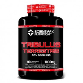 Scientiffic Nutrition Tribulus Terrestris 1000mg 90 tabs