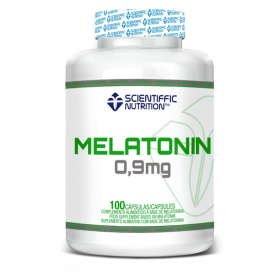 Scientiffic Nutrition Melatonin 0.9mg 100 caps