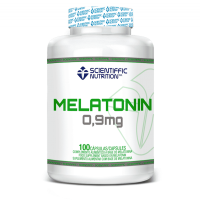 Scientiffic Nutrition Melatonin 0.9mg