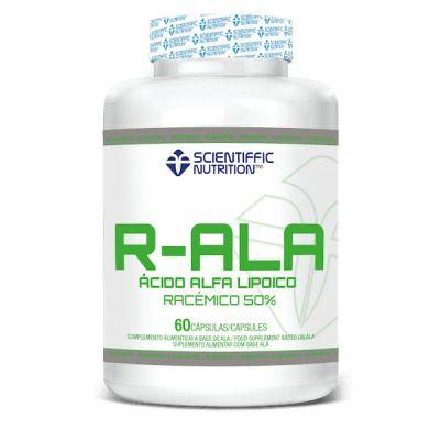Scientiffic Nutrition R-ALA 50% Racemic
