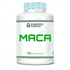 Scientiffic Nutrition Maca 700mg 120 caps