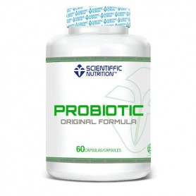 Scientiffic Nutrition Probiotic 60 caps