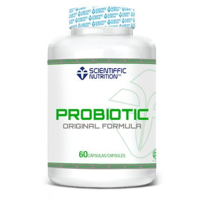 Scientiffic Nutrition Probiotic
