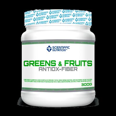 Scientiffic Nutrition Green & Fruits