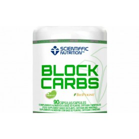 Scientiffic Nutrition Block-Carb