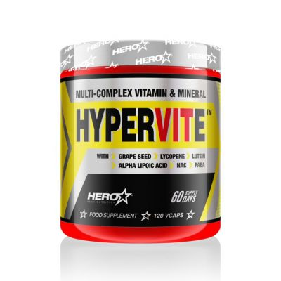 Multivitaminico Hero Hypervite 120 caps