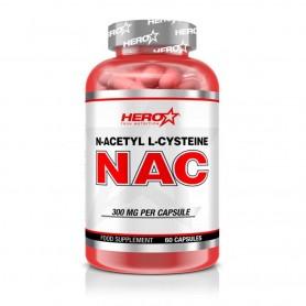 N-Acetil L-Cysteine Hero NAC 60 caps