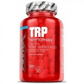 Aminoácido Esencial Amix Tryptophan 90 caps