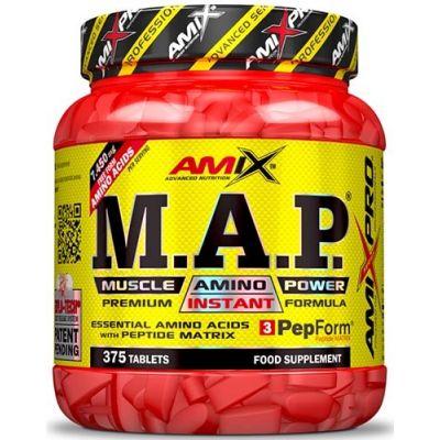 Aminoacidos Esenciales Amix Pro M.A.P. Muscle Amino Power 375 tabs