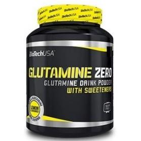 Aminoácidos Glutamina Zero BioTech Usa 300 gr