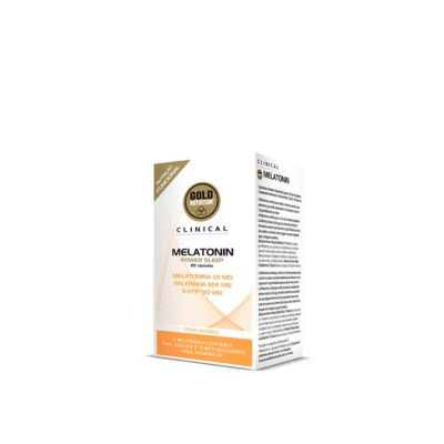 Gold Nutrition Clinical Melatonin Power Sleep 30 caps