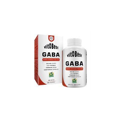 VitOBest Gaba 500 mg 60 caps