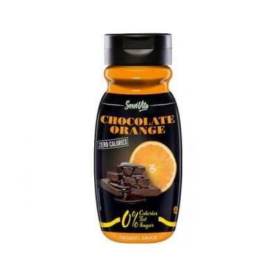 Servivita Sirope de Chocolate Naranja 320ml