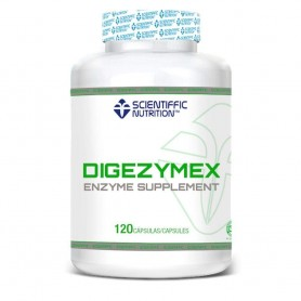 Scientiffic Nutrition Digezymex 120 caps