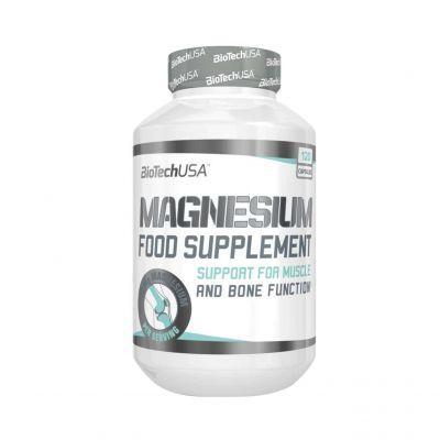 Biotech USA Magnesium 120 caps
