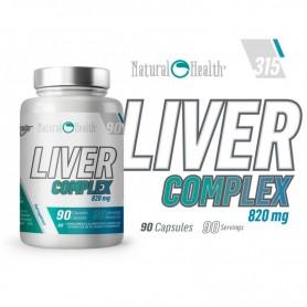Hypertrophy Liver Complex 90 caps