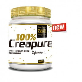 Creatina Creapure® Black Labs Creapure 500Gr