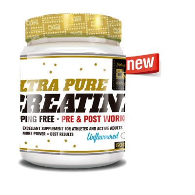 Creatina Monohidrato Black Labs Ultra Pure Creatine 500gr