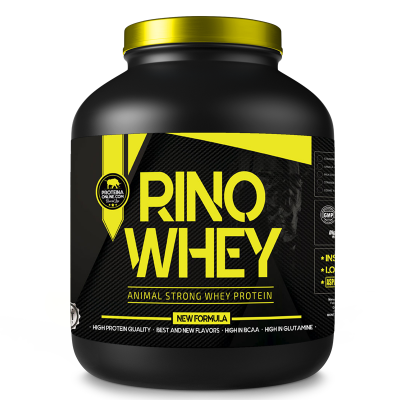 Proteina Suero de Leche Rino Whey 2kg + Regalo 1kg Harina Avena
