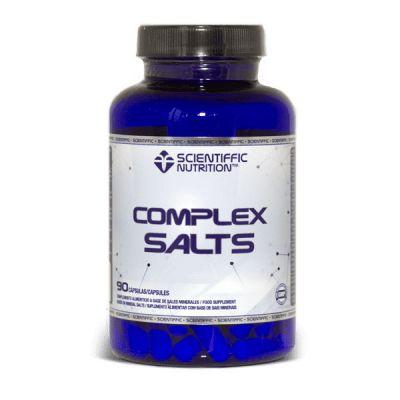 Scientiffic Nutrition Complex Salts 90 caps