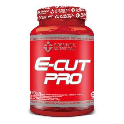 Scientiffic Nutrition E-Cut Pro 120 caps