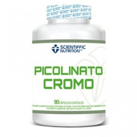 Scientiffic Nutrition Chromium Picolinate 90 caps