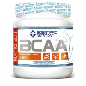 Scientiffic Nutrition BCAA 315 gr