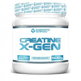 Scientiffic Nutrition Creatine X-GEN 500 gr