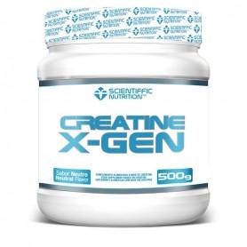 Scientiffic Nutrition Creatine X-GEN 500 gr