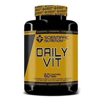 Scientiffic Nutrition Daily Vit 60 tabs