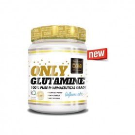 Glutamina Black Labs Only Glutamine 500gr