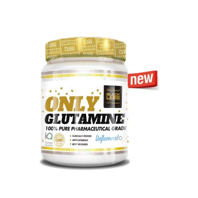 Glutamina Black Labs Only Glutamine 500gr