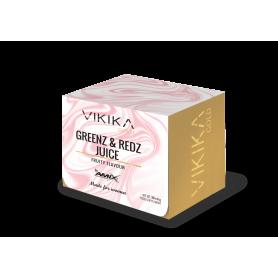 VIKIKA GOLD GREENZ & REDZ 30x6gr FRUTAL