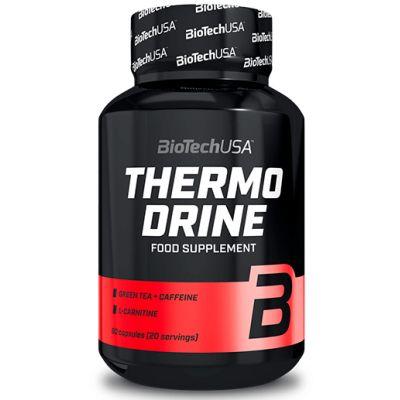 Quemador de grasa BioTech USA Thermo Drine 60 caps