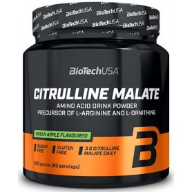 BioTech USA Citrulline Malate 300 gr