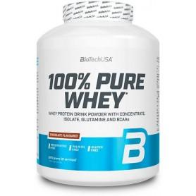 Concentrado de suero BioTech USA 100% Pure Whey 2270 gr