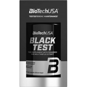 Anabolico natural BioTech USA Black Test 90 caps