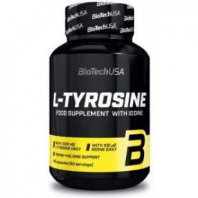 BioTechUSA L-Tyrosina 500 mg 100 caps
